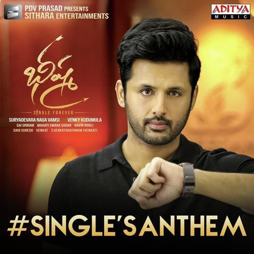Single S Anthem Lyrics Bheeshma Movie By Anurag Kulkarni