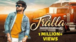 Tralla Song Lyrics – Inder Chahal | Sucha Yaar | Gupz Sehra