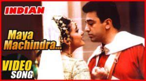 Maya Machindra Lyrics Translation | A. R. Rahman | Indian (1996 film)