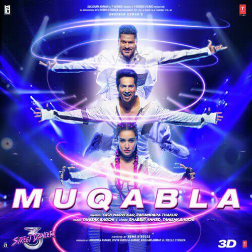mukkala muqabla lyrics in hindi Street Dancer 3D varun dhawa