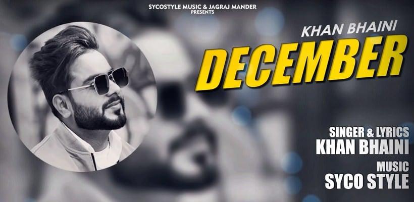 December Khan Bhaini lyrics