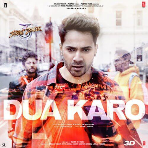 Dua Karo (From Street Dancer 3D) Hindi lyrics Varun