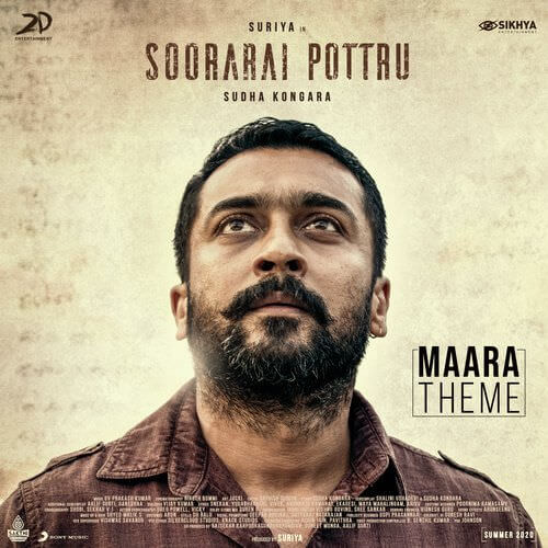 Maara-Theme-Tamil-From-Soorarai-Pottru--Tamil-lyrics