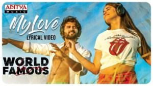 My Love (Telugu Song) Lyrics – World Famous Lover | Vijay Deverakonda