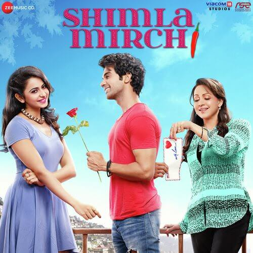 Shimla Mirch songs lyrics translation