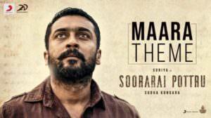 Maara Theme Song Lyrics – Soorarai Pottru | Suriya