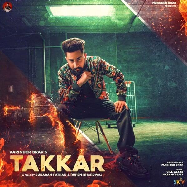 Takkar - Single Varinder Brar lyrics