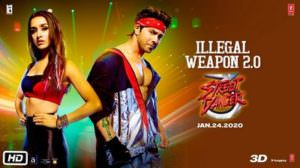 ILLEGAL WEAPON 2.0 | Song Lyrics | Street Dancer 3D (Movie) | Varun