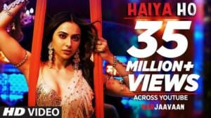 Haiya Ho Lyrics Translation | Marjaavaan (Movie) | by Tulsi Kumar