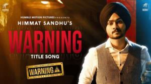 Warning Title Song Lyrics | by Himmat Sandhu | Warning Web Series