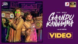 Gaandu Kannamma Vivek - Mervin lyrics translation