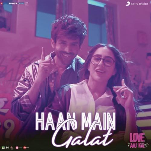 Haan Main Galat (From Love Aaj Kal) lyrics translation