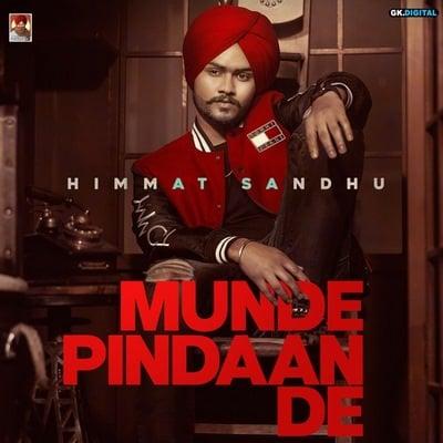 Himmat Sandhu - Munde Pindaan De lyrics