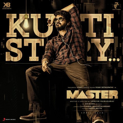 Kutti-Story-From-Master--Tamil-song lyrics oru kathai