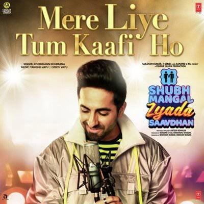 Mere Liye Tum Kaafi Ho Hindi lyrics