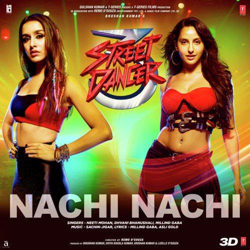 Nachi Nachi (From Street Dancer 3D) lyrics translation