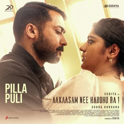 Pilla Puli (From Aakaasam Nee Haddhu Ra) lyrics