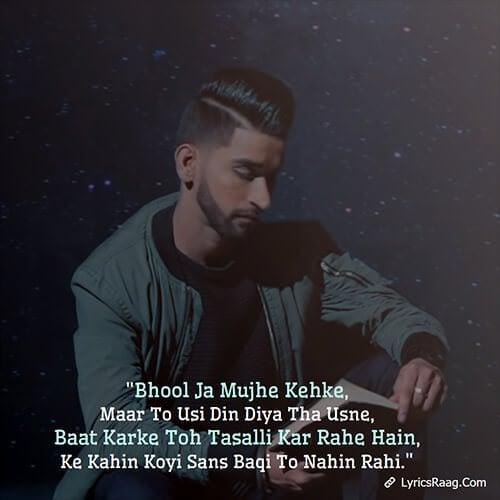 Sidhu Moosewala Harlal Batth taare lyrics English