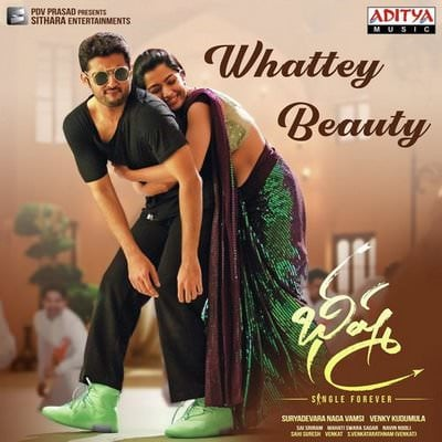 Whattey Beauty Lyrics Bheeshma Movie Nithiin