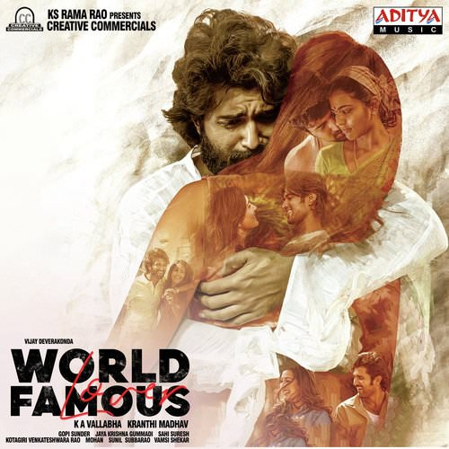 World Famous Lover movie songs lyrics