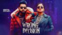 Wrong Decision (Full Song) lyrics Geeta Zaildar