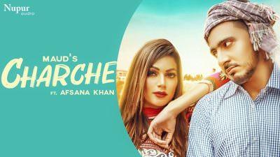 Charche Lyrics – Maud Feat. Afsana Khan