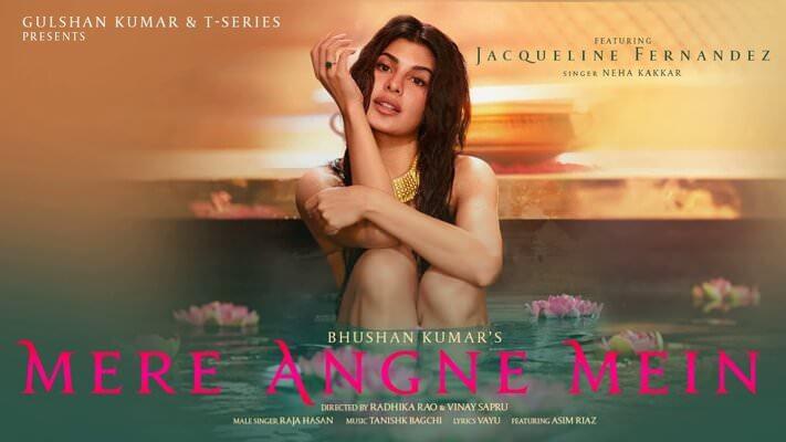 Jacqueline Mere Angne Mein song lyrics Asim Riaz Hindi