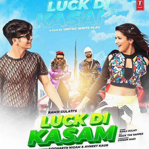 Luck Di Kasam Ramji Gulati lyrics translation