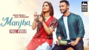 MANJHA - Aayush Sharma & Saiee M Manjrekar lyrics translation