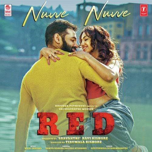 Nuvve Nuvve Red by Ramya Behara Anurag Kulkarni lyrics