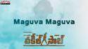 Vakeel Saab - Maguva Maguva Lyrics