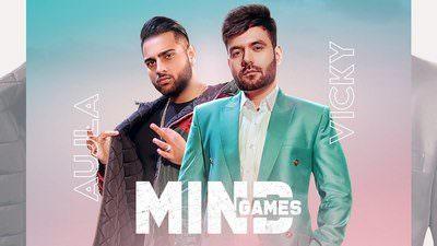 Mind Games Lyrics – Karan Aujla Ft. Vicky | Dil De Nal Dil