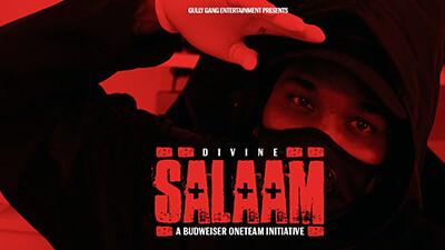 DIVINE - SALAAM song lyrics