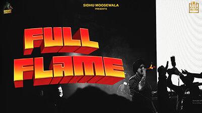 full flame shooter sidhu moose wala lyrics