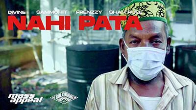 Frenzzy Sammohit Shah Rule DIVINE Nahi Pata song lyrics