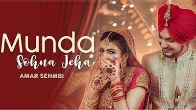 Munda Sohna Jeha song lyrics Amar Sehmbi