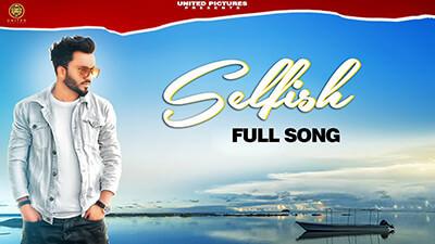 Selfish Nishan Hans song lyrics Prabh Sidhu