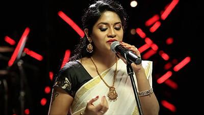 kanikanum neram kamalanethrante lyrics English Malayalam