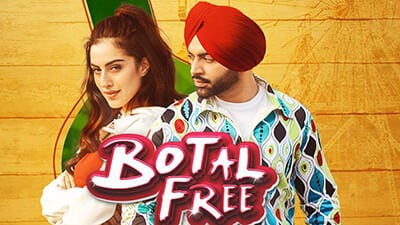 BOTAL FREE Jordan Sandhu feat Samreen Kaur song lyrics