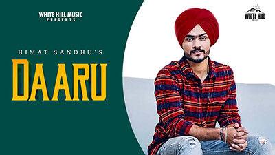 Daaru Lyrics – Himmat Sandhu