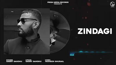 Garry Sandhu Zindagi - Chingari song lyrics