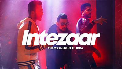 Intezaar song lyrics THEMXXNLIGHT feat. Ikka