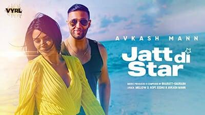 Jatt Di Star song lyrics Avkash Mann