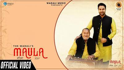 Maula song lyrics Wadali Brothers Lakhwinder Wadali Ustad Puran Chand Wadali
