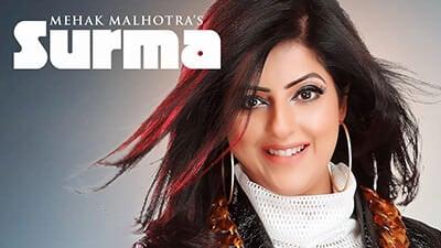 Surma Full Song lyrics Mehak Malhotra