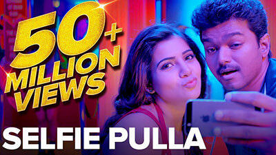 Selfie Pulla Lyrics Translation – Kaththi (Movie)
