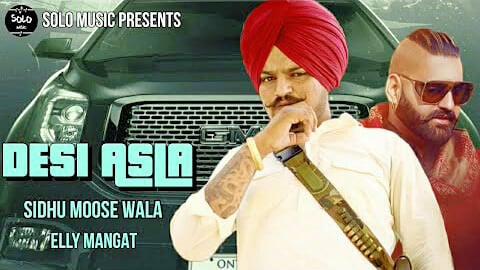 Desi Asla song lyrics Elly Mangat