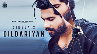 Dildariyan by Singga lyrics