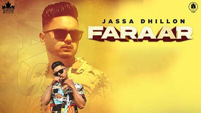 Faraar song lyrics Jassa Dhillon