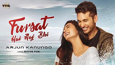 Fursat Hai Aaj Bhi song lyrics Arjun Kanungo Sonal Chauhan